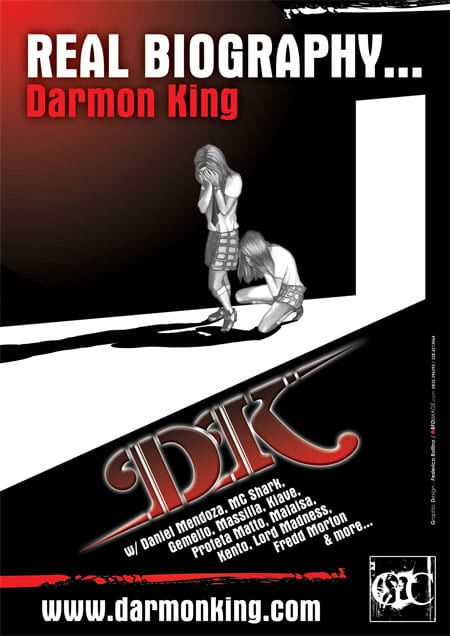 DARMON KING – L'ALBUM