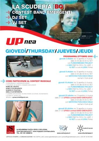 La Scuderia: Upnea, il concorso.